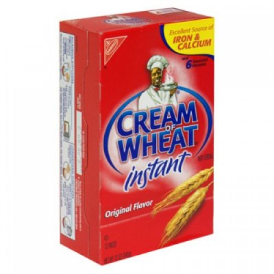 Cereal, Creamy Hot Wheat, Original
