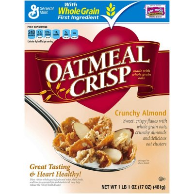 Crispy Oats Whole Grain Oat Cereal