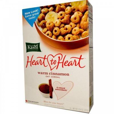 Heart To Heart, Warm Cinnamon Oat Cereal