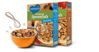 Multigrain Spoonfuls Cereal, Original