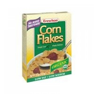 Organics Corn Flakes, Cereal