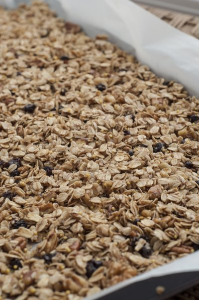 Granola, All Natural, Fruit and Nut