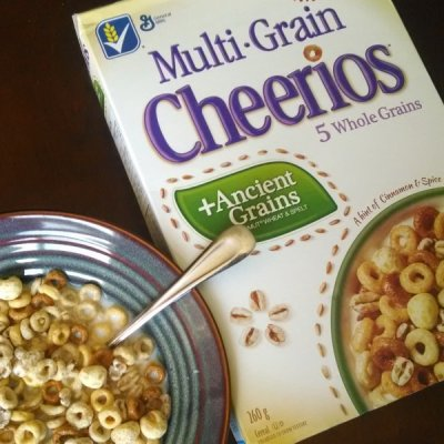 Multi Grain Cheerios Plus Ancient Grains
