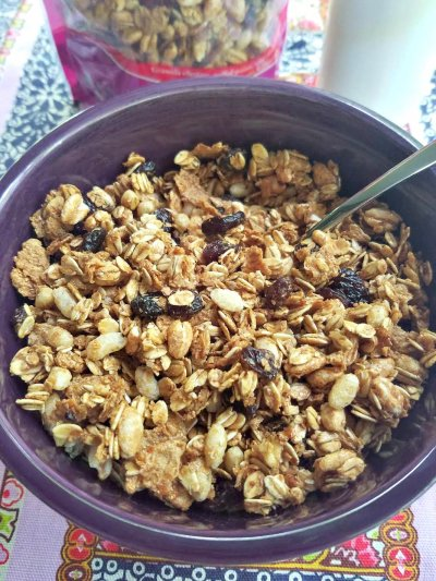 Oat & Bran Flakes, Hearty Raisin Bran
