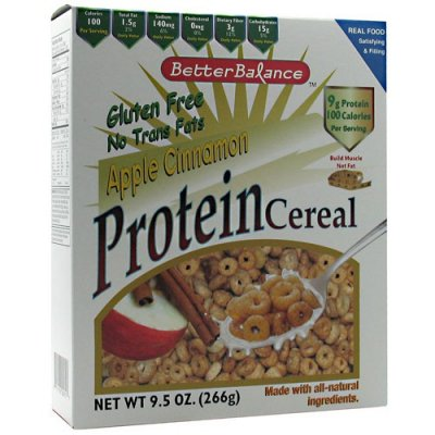 Protein Cereal, Apple Cinnamon