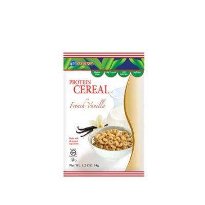 Protein Cereal, French Vanilla