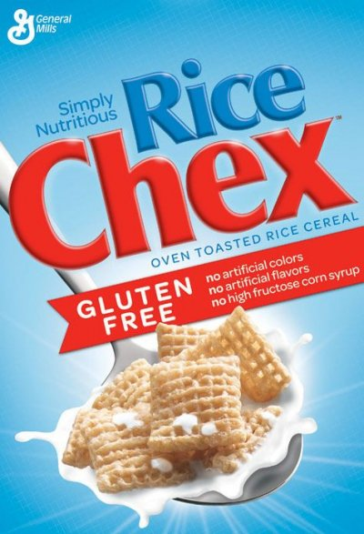 Rice Cereal, Rice Chex