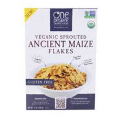 Veganic Sprouted Ancient Maize Flakes