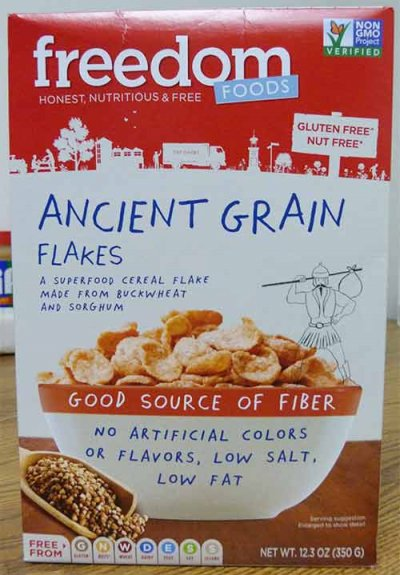 Ancient Grain Flakes, Cereal