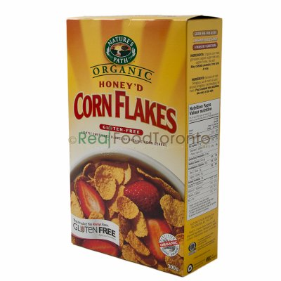 Cereal, Corn Flakes, Honey'd