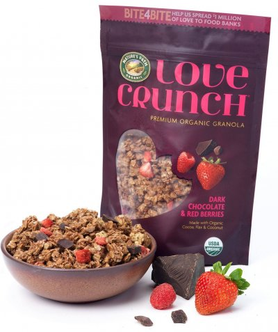 Granola, Love Crunch, Organic