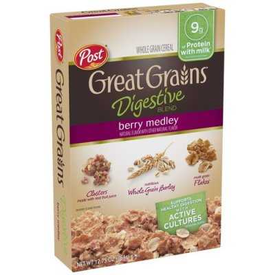 Great Grains Digestive Blend With Berry Medley
