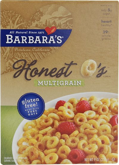 Honest O's Multigrain Cereal
