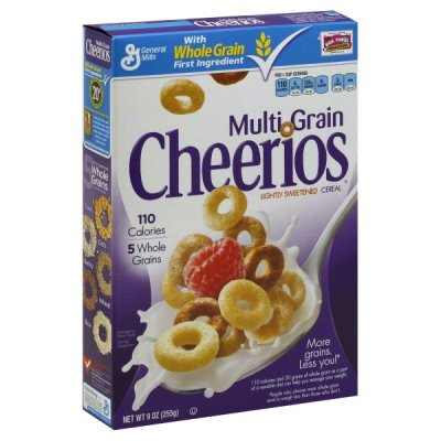 Multi-Grain Lightly Sweetened Cereal