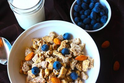 Organic Whole Grain Cinnamon Crunch Organic Cereal