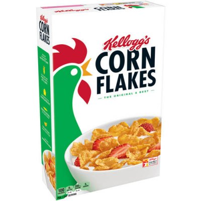 Cereal, Corn Flakes