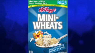 Cereal, Frosted Wheat, Original