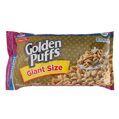 Cereal, Giant Size Frosted Mini Spooners