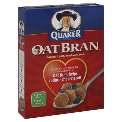 Cereal, Oat Bran Toasted