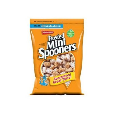 Cereal,Frosted Mini Spooners