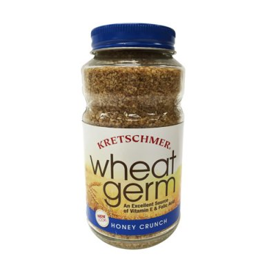 Honey Crunch Wheat Germ