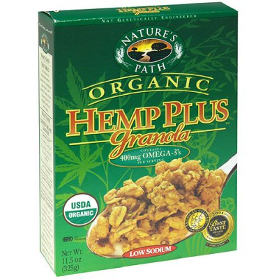 Granola, Hemp Plus