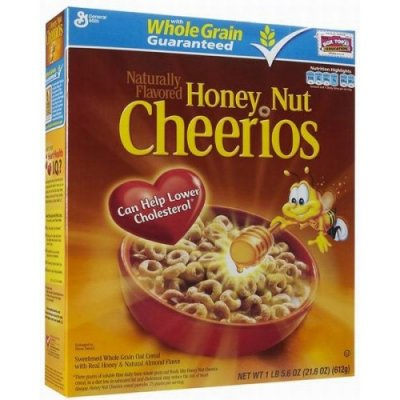 Honey Nut Whole Grain Oat Cereal