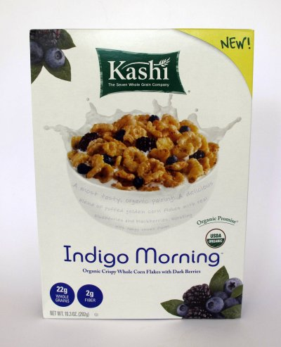 Organic Indigo Morning