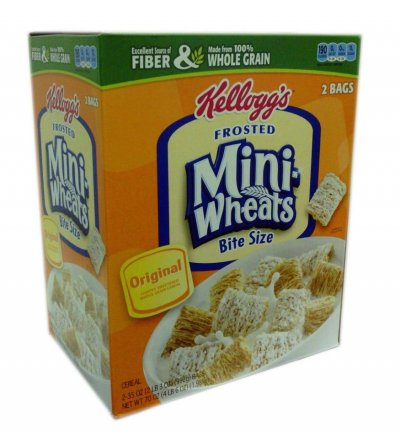 Original, Little Bites Cereal