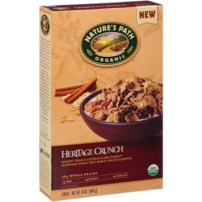 Cereal, Heritage Crunch