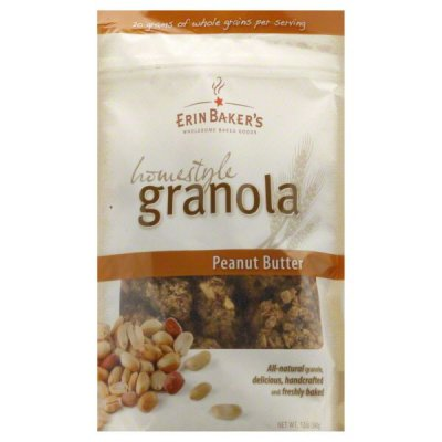 Homestyle Granola - Peanut Butter