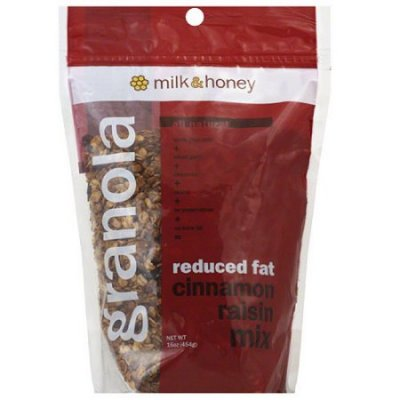 Reduced Fat Cinnamon Raisin Mix Granola