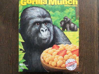 Cereal, Gorilla Munch