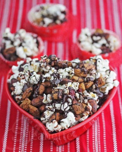 Dark Chocolate Cranberry Almond, Cereal