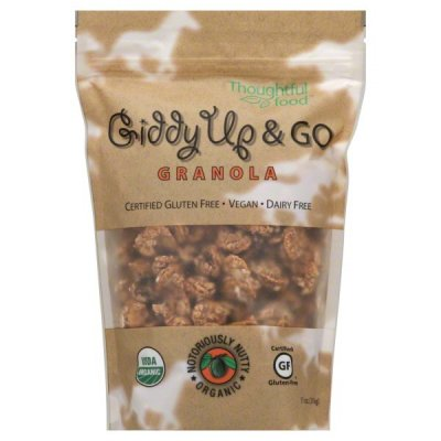Giddy Up and Go Granola, Notoriously Nutty