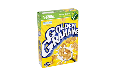 Golden Grahams Cereal With Whole Grain