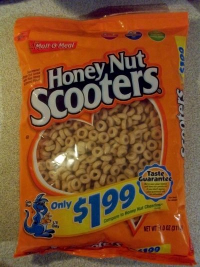 Honey Nut Scooters