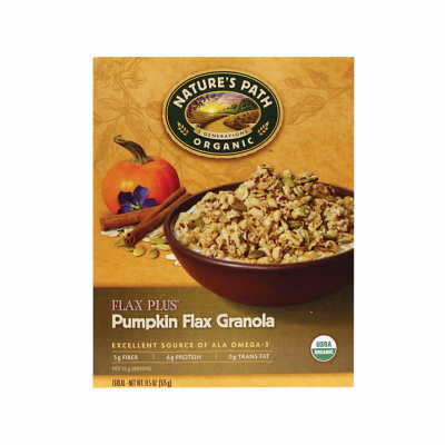 Organic Pumpkin And Flax Granola