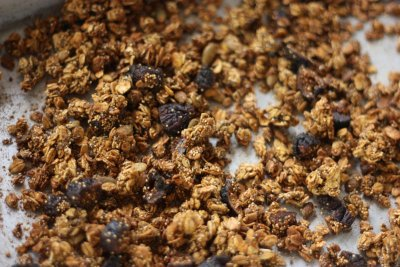 Ancient Grain Granola