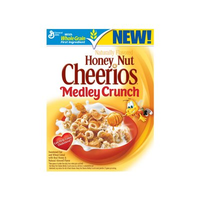 Cereal, Honey Crisp Medley