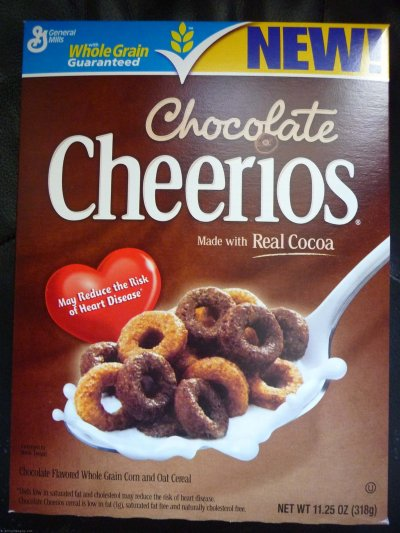 Cheerios, Chocolate