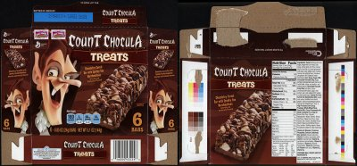 Count Chocula, Chocolatey Cereal