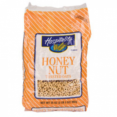 Honey Nut O's Toasted Whole Grain Oats