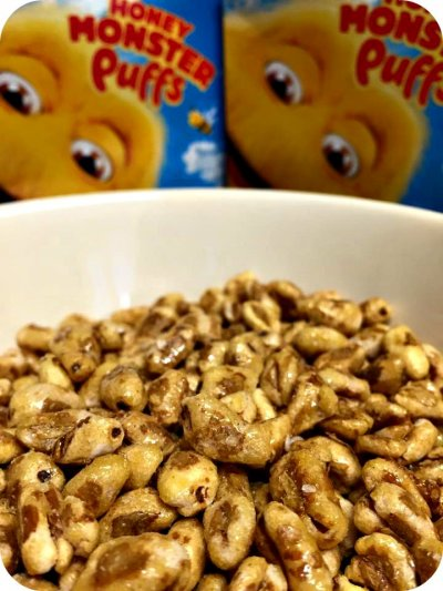 Honey Puffs Cereal