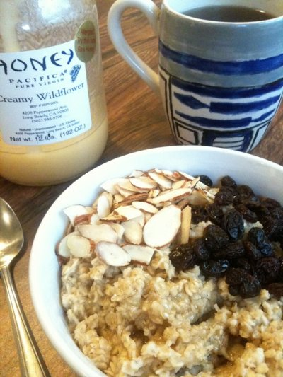 Oat And Wildflower Honey