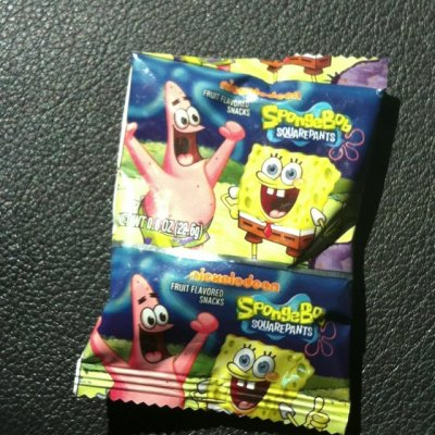 Sponge Bob, Fruity Splash Flavored Cereal With Other Natural Flavors