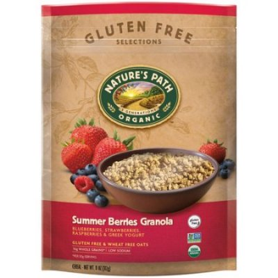 Summer Berries Granola