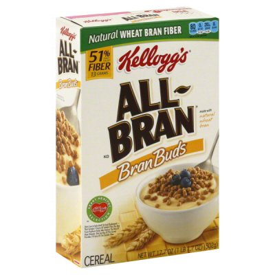All Bran Buds, Cereal