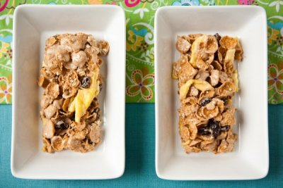 Crunch Oatmeal Cereal, Oatmeal Squares