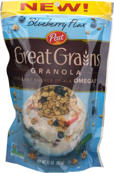 Great Grains Granola